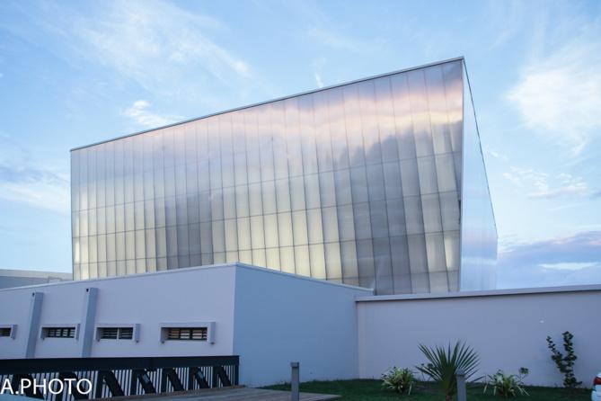 La magnifique Cité des Arts va faire encore beaucoup parler d'elle