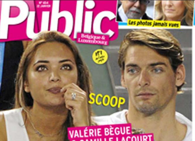 Rumeur autour du divorce de Valérie Bègue et de Camille Lacourt