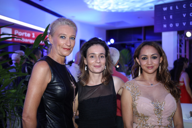 Catherine Ronin, florence Sireyjol et madame Anastaze