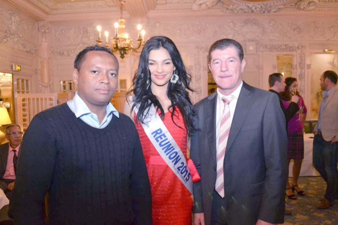 3A Madagascar, Azuima et Marcelino Burel, Président de l'Ordre des Experts Comptables de La Réunion