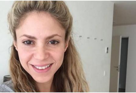 Shakira au naturel