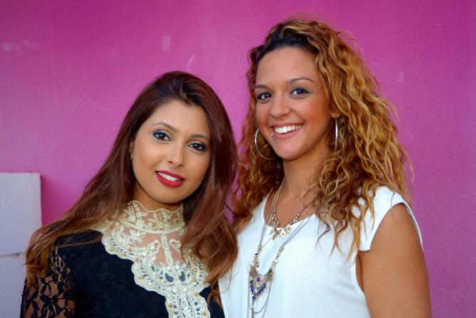 Hana pour l'esthétique et Médodie pour l'onglerie, un duo talentueux!
