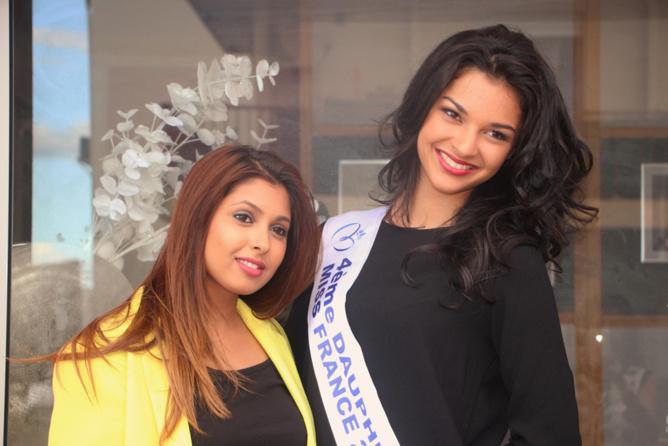 Hana Badat et Azuima Issa