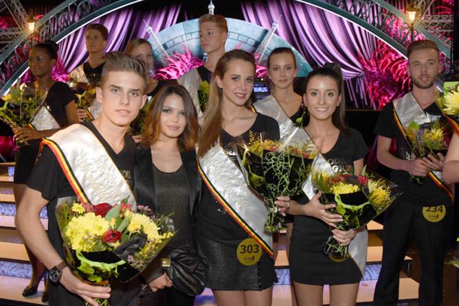La Réunionnaise Séverine Ferrer (deuxième à partir de la gauche) faisait partie du jury