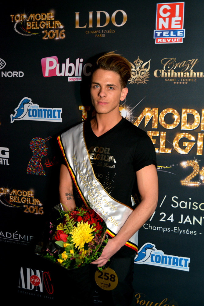 Top Boy Model Photo: Riccardo Dragna