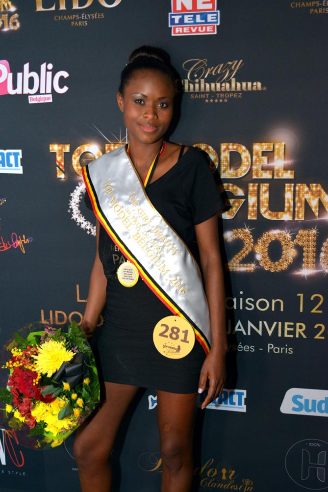 Top Girl Beauty: Esther Kingambo