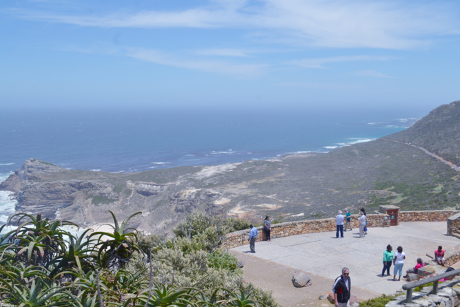 A  Cape Point...