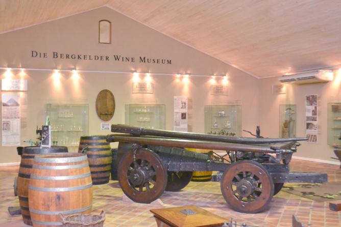 Au Musée du Vin