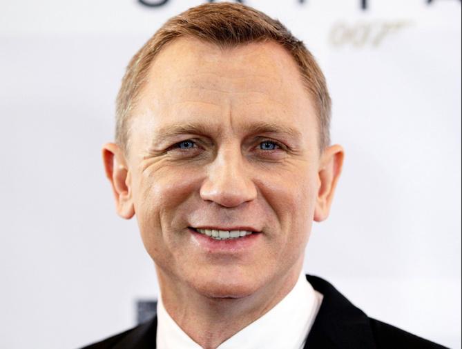 Daniel Craig: James Bond c'est fini