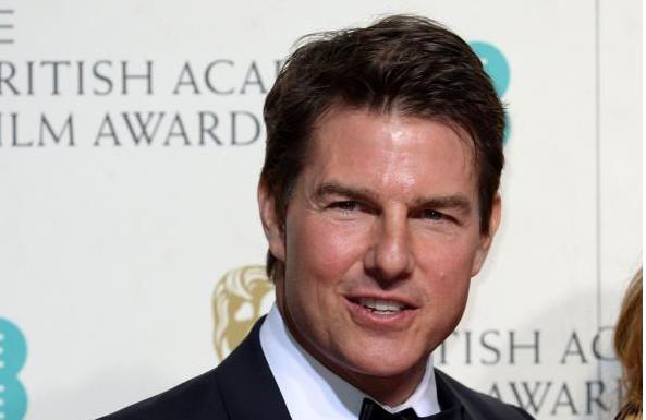 Tom Cruise aux BAFTA 2016