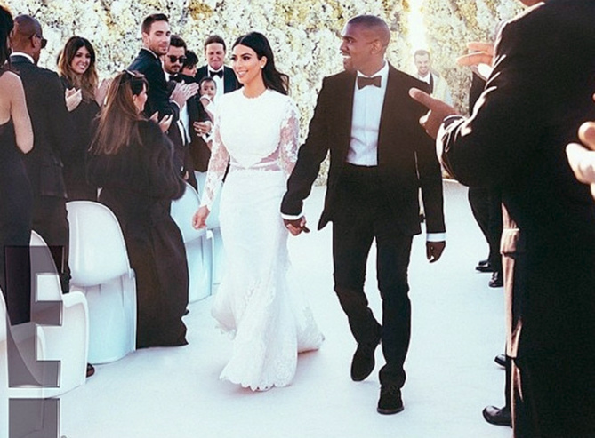 Photo: Instagram Kanye West