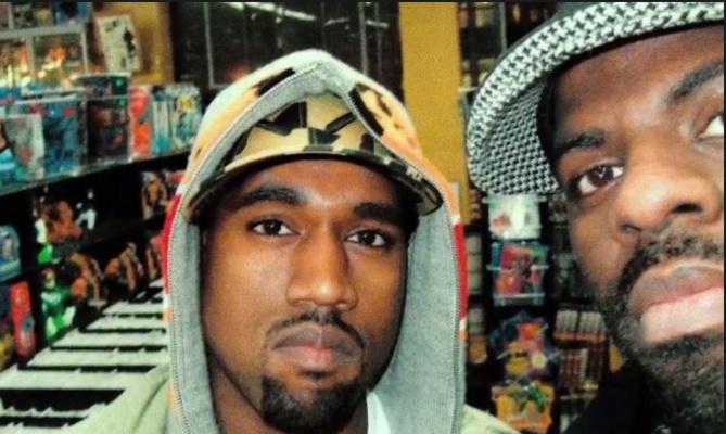 Le co-auteur de Kanye West démissionne
