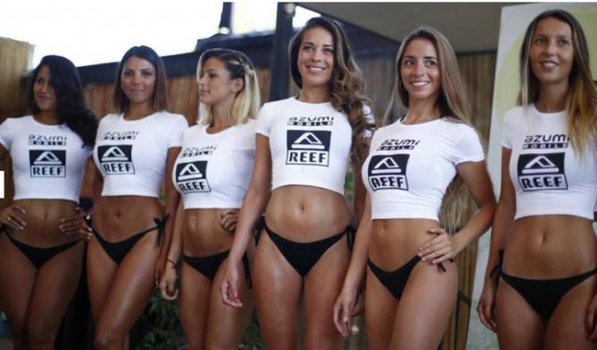 Miss Reef 2016: le plus beau fessier du monde