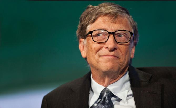 Bill Gates: l'homme le plus riche du monde