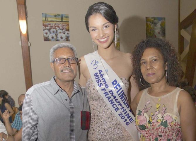 Rotary Club Saint-Pierre/Le Tampon<br>Dîner de gala avec Miss Réunion