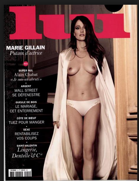 Marie Gillain s'énerve sur le plateau du Grand Journal