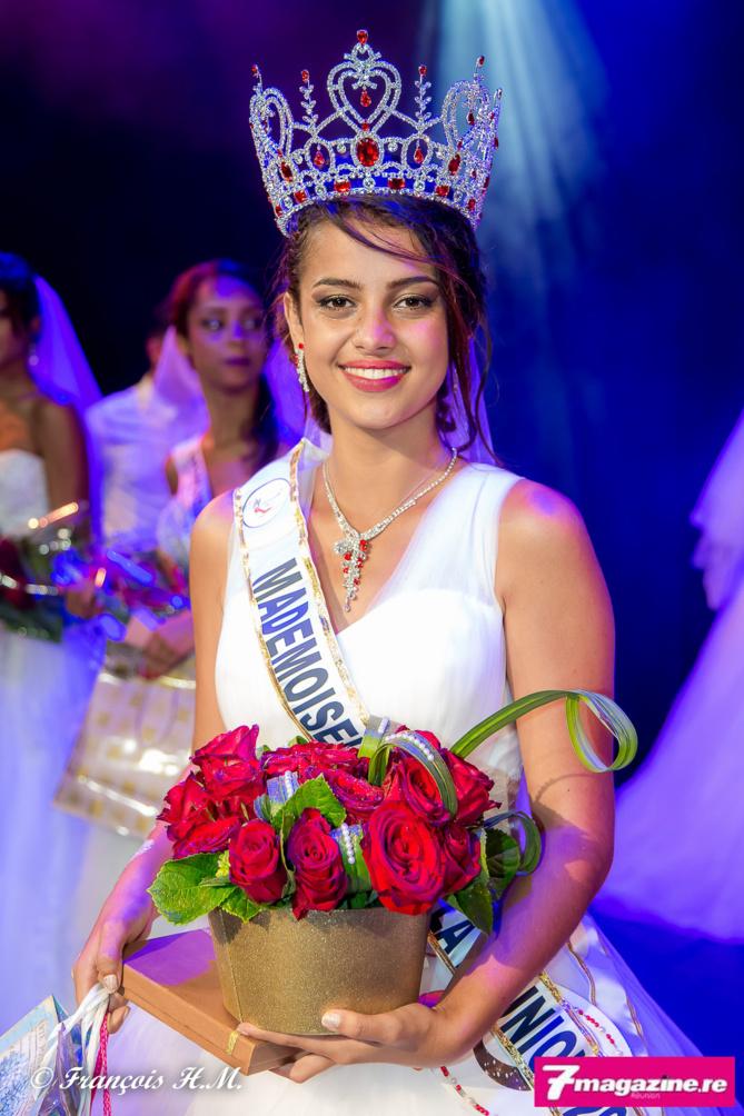 Fatima Hoarau, Mademoiselle Ile de la Réunion 2016