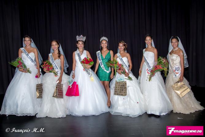 Mademoiselle Ile de La Réunion 2016<br>Fatima Hoarau élue