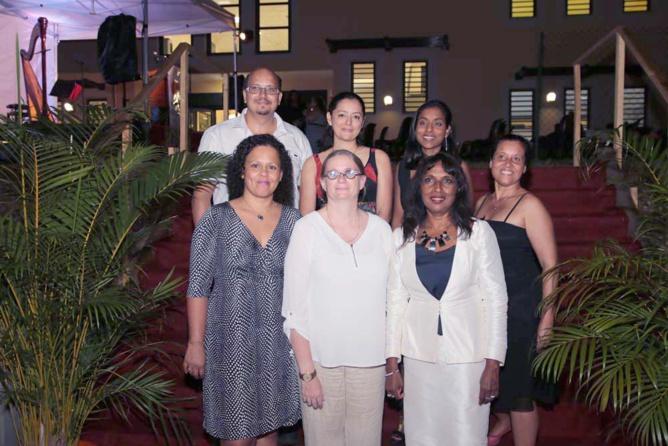 Nouveau campus UCO La Réunion à la Trinité