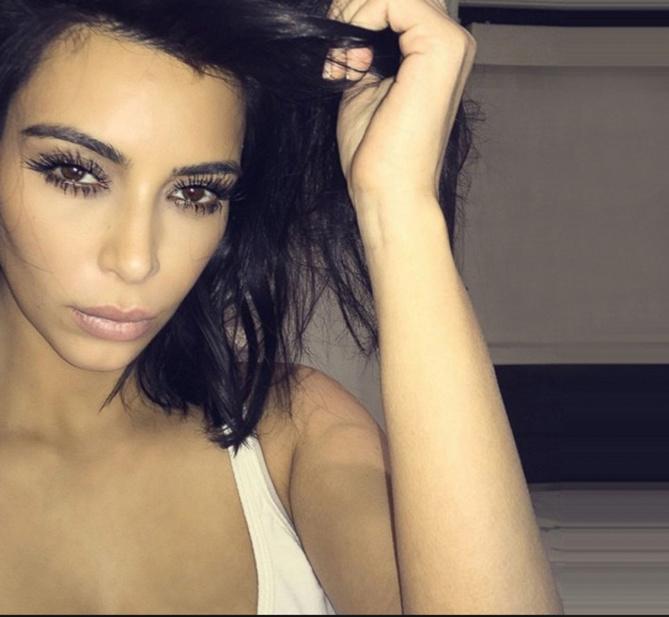 Kim Kardashian: son secret pour perdre des kilos vite fait