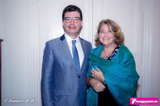 Soirée Banque de La Réunion 2016: magnifique!