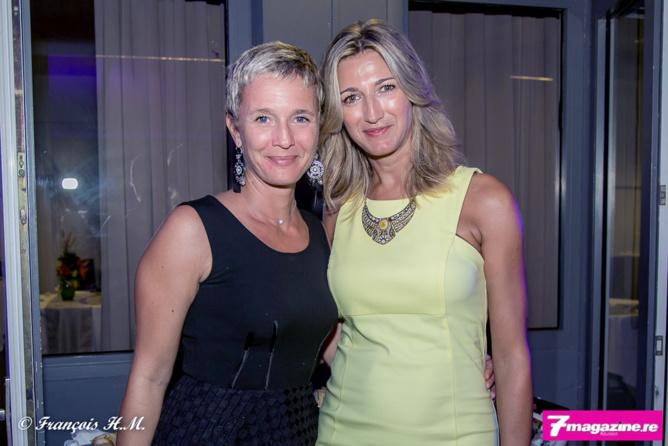 Carine Chausson et Virginie Turonnet