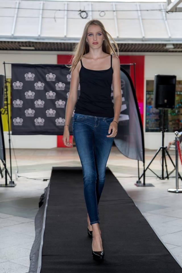 Casting Elite Model Look  2016 à Sainte-Clotilde