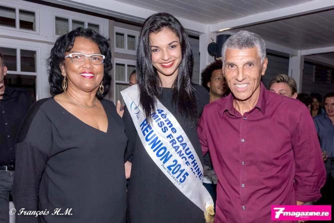 Béatrice Sigismeau, Azuima Issa et Jean-Louis Prianon