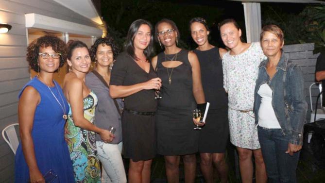 L'équipe Communication Orange Réunion/Mayotte