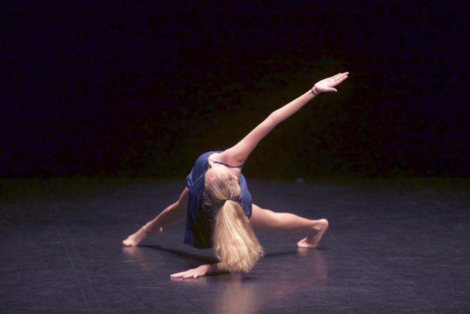 Danse à St-Benoît<br>Concours Régional de la FRD