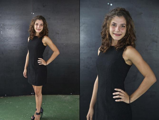 N°3 - Gwendoline Gousse  - 18 ans, 1,60m