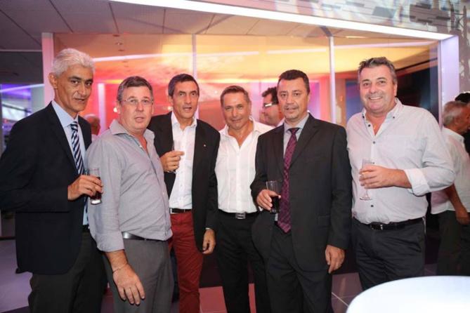 Inauguration de la concession Volkswagen et Audi de Saint-Pierre