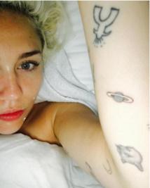 Miley Cyrus: un tatouage polémique