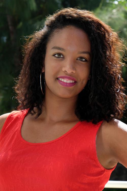 8. Rachel Ringay - 17 ans, 1,82m