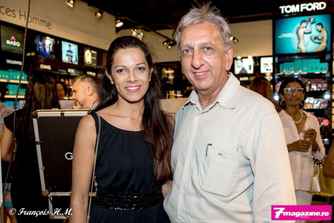 Asma Ingar et Aziz Patel