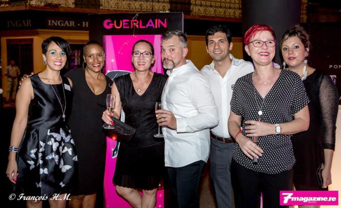 Création maquillage Guerlain