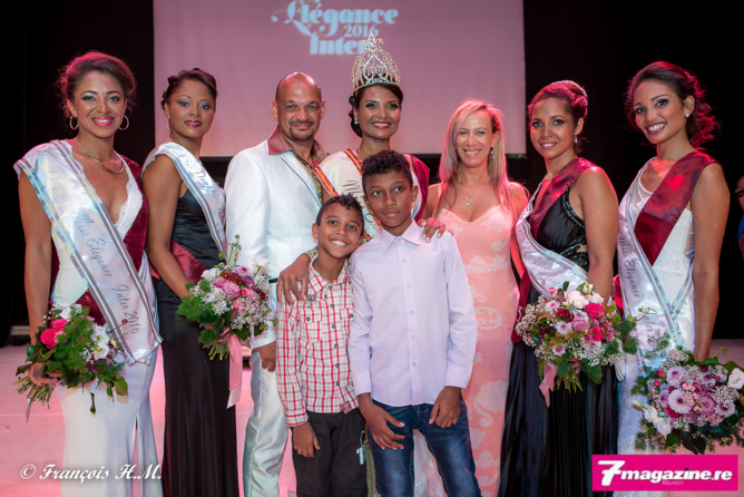 Florence Cataye avec ses enfants, Pierre Nice et Nadine Nectoux