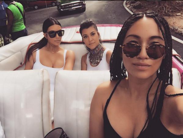 A Cuba les gens ne reconnaissent pas Kim Kardashian!