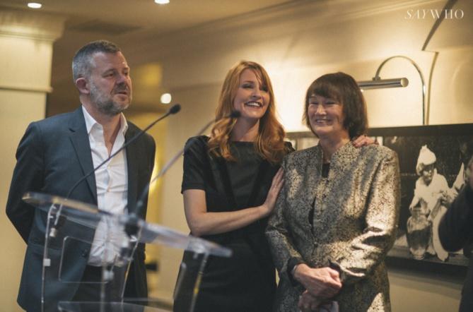 Remise des Prix Romy Schneider et Patrick Dewaere du cinéma