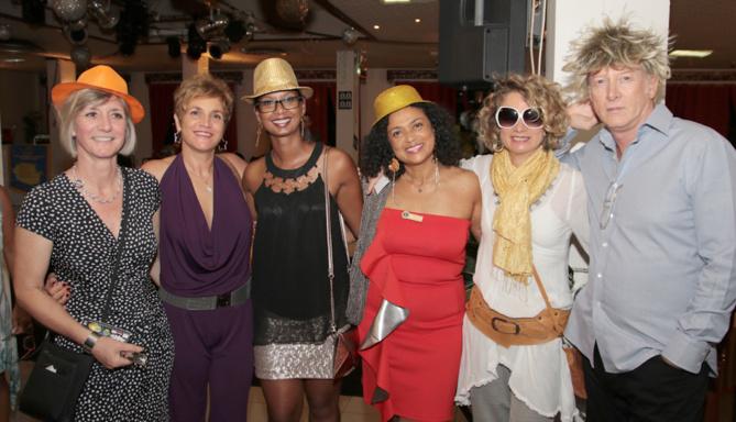 Corinne et ses amis