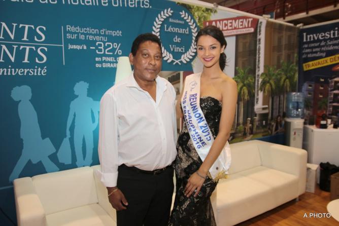 Avec Jean-Claude Fidji