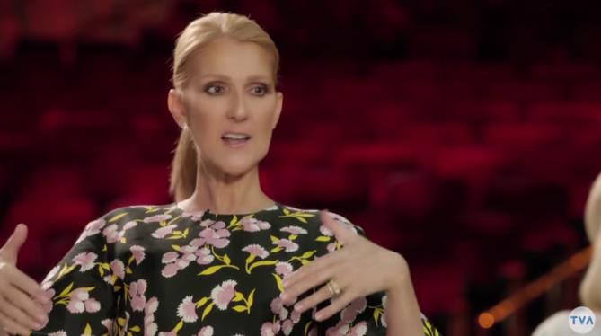 Céline Dion: première apparition émouvante à la télé
