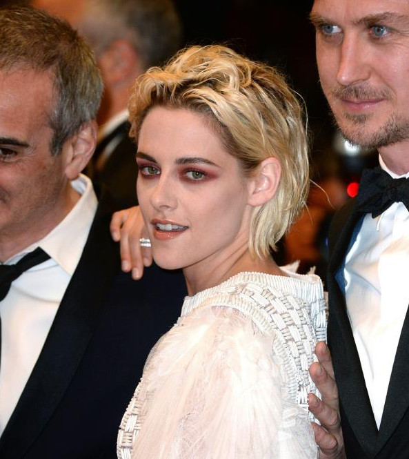 Kristen Stewart: un look vampire très spécial