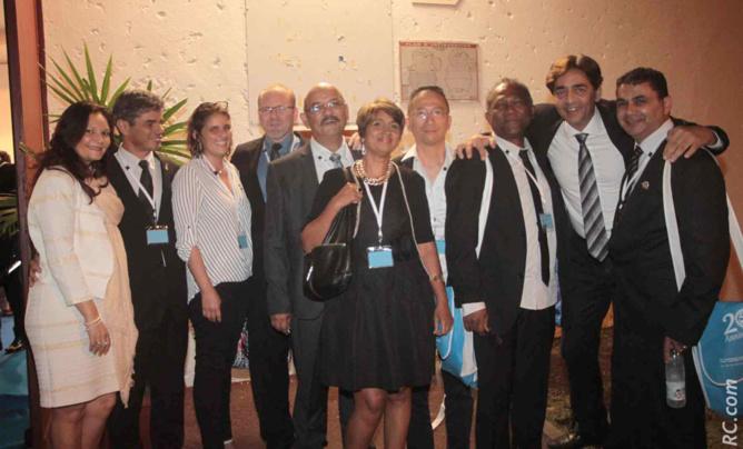 600 Rotariens au Tampon pour la Conférence annuelle