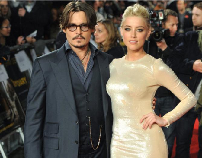 Johnny Depp et Amber Heard: c'est fini!