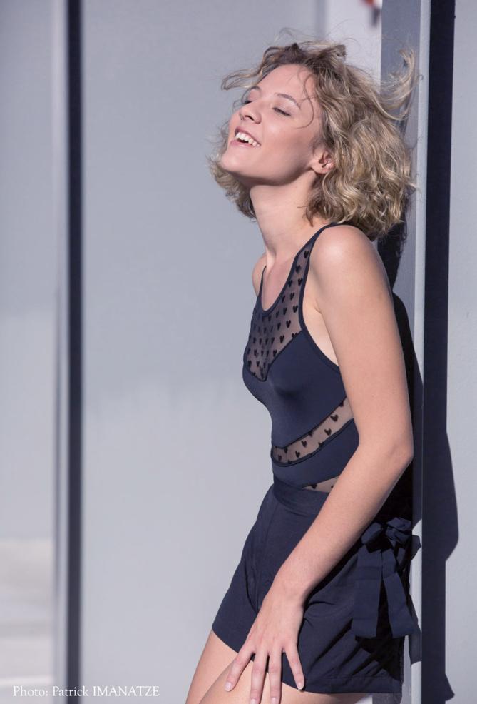 Jade, en 2014 elle gagnait Elite Model Look Reunion Island