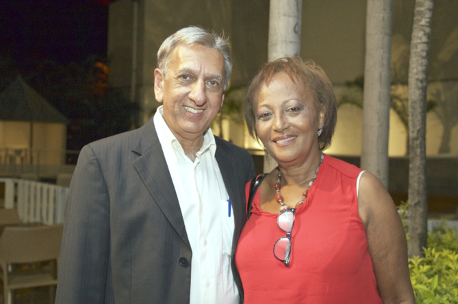 Aziz Patel et Wardat Monjoin