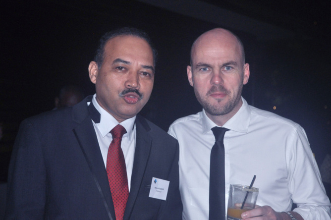 Pierre Hoolodor et Thomas Joblin, managers Sud et Nord AGR2 La Mondiale