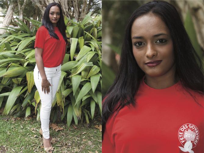 N°2: Lydia Michel, 21 ans