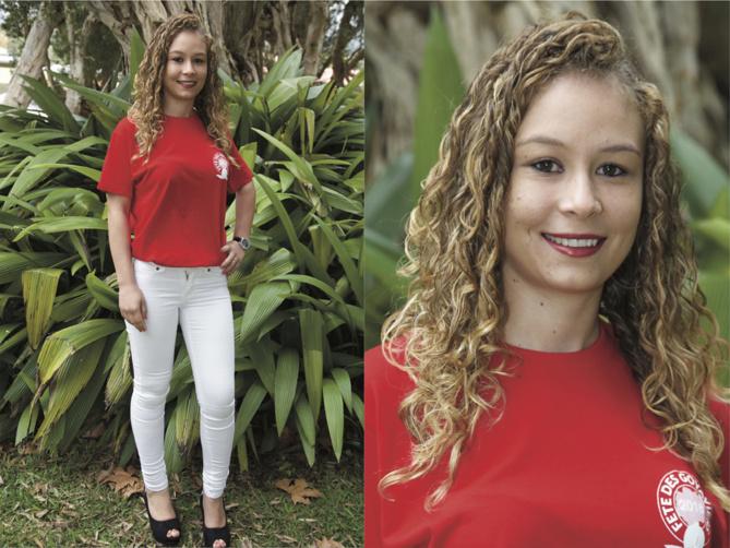 N°4: Stessy Sautron, 20 ans